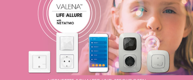 Valena with Netatmo bei Georg Frieser & Sohn in Erbendorf
